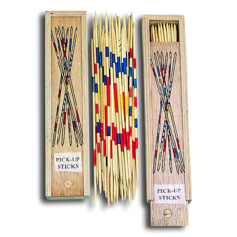 Deluxe Pick-Up Sticks
