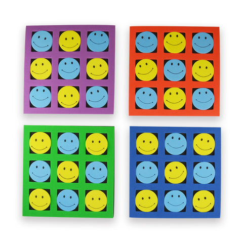 Smile Tic-Tac-Toe Sets