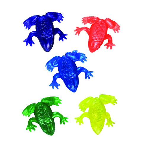 Stretchy Frogs
