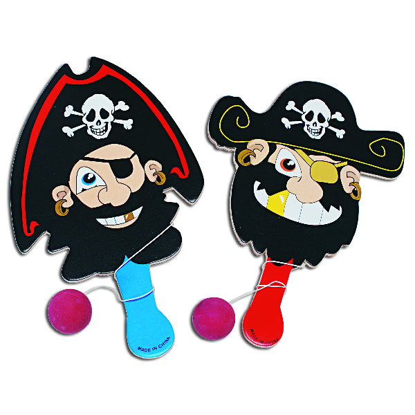 Pirate Paddle Ball Games
