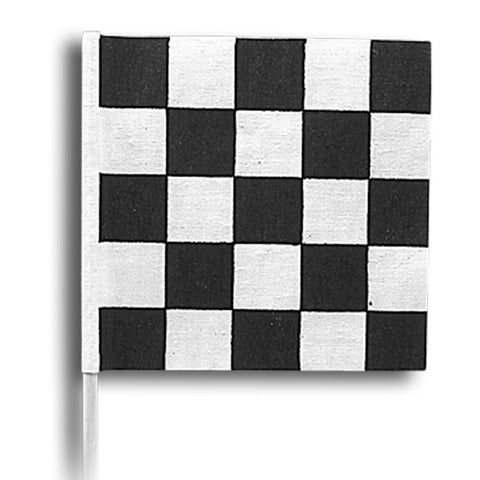 Small Checkered Flags