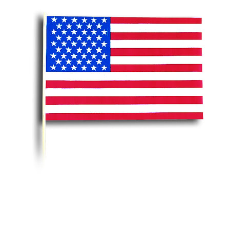 Polyester American Flags