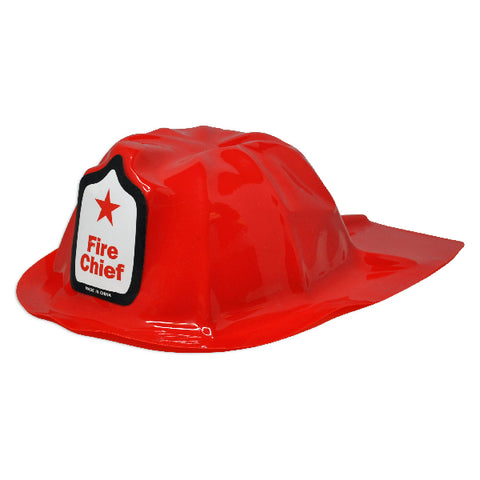 Children's Size Fire Chief Hats