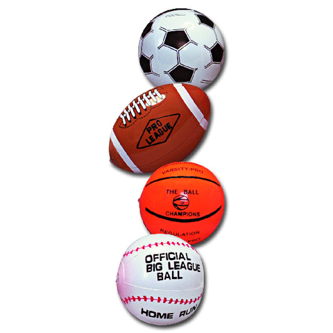 Sports Ball Inflates