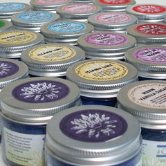Red Clover Tea Handmade Body Butter - made with whipped organic shea butter