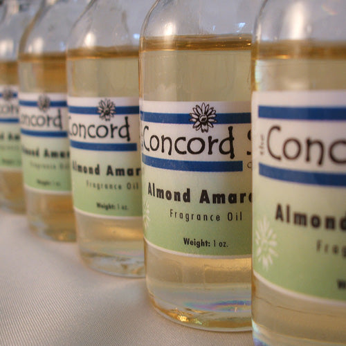 Almond Amaretto Refresher Oil - 1 ounce undiluted fragrance oil