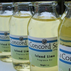 Island Lime Refresher Oil - 1 ounce undiluted fragrance oil