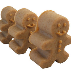 Handmade Gingerbread Soap in shape of cute gingerbread man