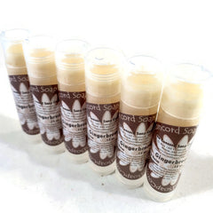 NEW Gingerbread Handmade Lip Balm Stick - seasonal