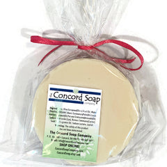 NEW Honeysuckle Handmade Loofah Soap Bar, 3 oz