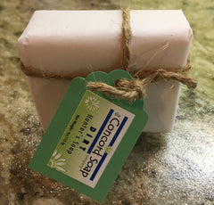 NEW Hunter Handmade Cold Process Soap Bar, 4oz - Dirt fragrance for masking human scent