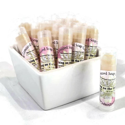 NEW Icing on the Cake Handmade Lip Balm Stick