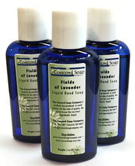 Fields of Lavender Handmade Liquid Hand Soap and Body Wash
