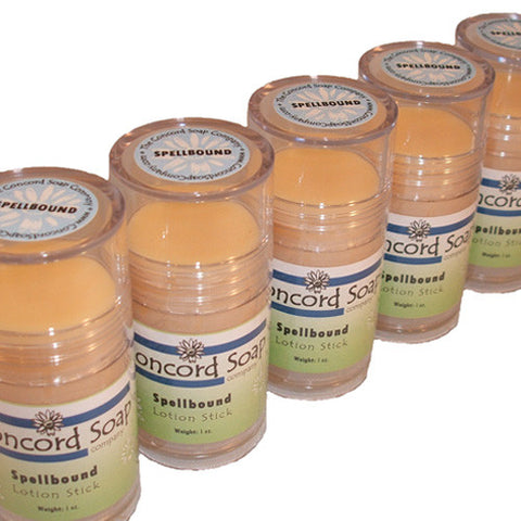 Spellbound Handmade Solid Lotion Stick
