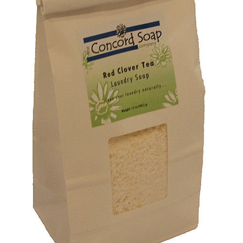 Rose Handmade Laundry Soap, 12oz