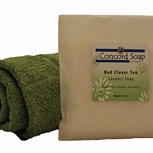 Rose Handmade Laundry Soap, 3oz