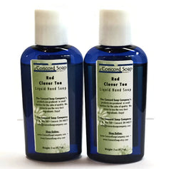 Red Clover Tea Handmade Liquid Hand Soap and Body Wash