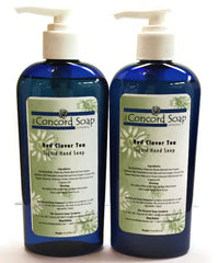 NEW Red Clover Tea Handmade Liquid Hand Soap and Body Wash