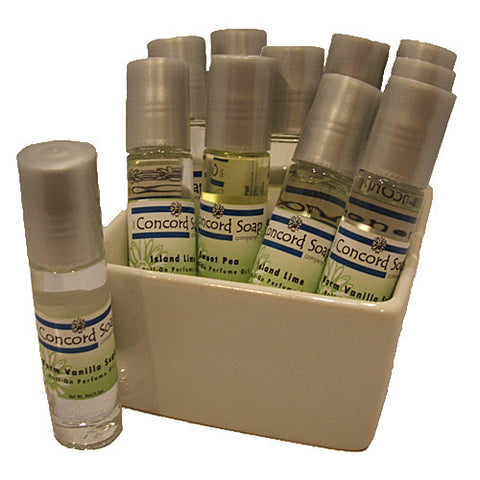 Island Lime Roll-On Perfume Oil