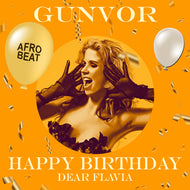 FLAVIA - AFRO BEAT Happy Birthday Video