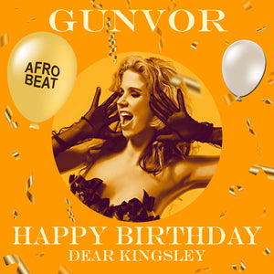 KINGSLEY - AFRO BEAT Happy Birthday Video