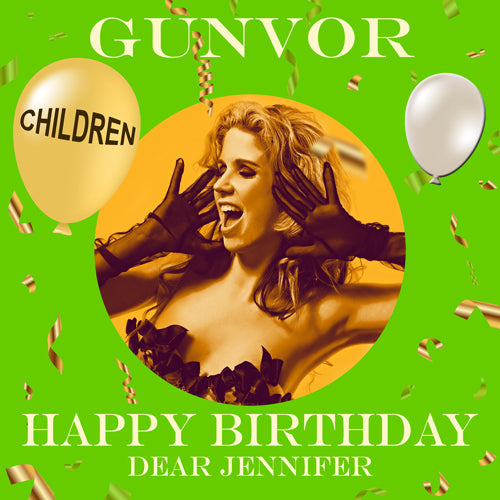 JENNIFER - CHILDREN Happy Birthday Video