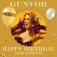 FABIENNE - CINEMATIC Happy Birthday Video