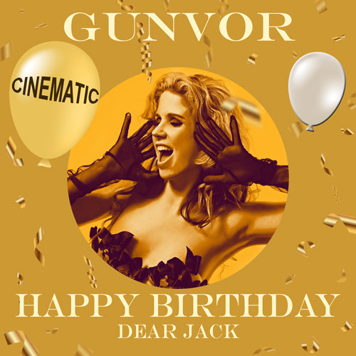JACK - CINEMATIC Happy Birthday Video