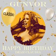 CLAUDIA - CLASSIC Happy Birthday Video