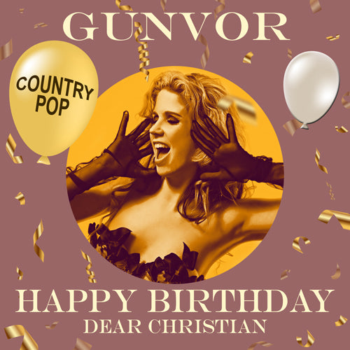 CHRISTIAN - COUNTRY POP Happy Birthday Video