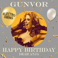 ANJA - ELECTRO SWING Happy Birthday Video