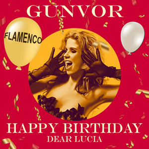 LUCIA - FLAMENCO Happy Birthday Video