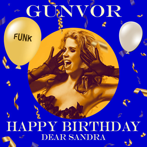 SANDRA - FUNK Happy Birthday Video
