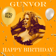 Everybody - AFRO BEAT Happy Birthday Video