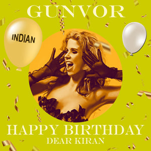 KIRAN - INDIAN Happy Birthday Video
