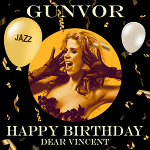VINCENT - JAZZ Happy Birthday Video