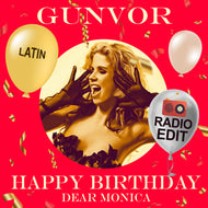 MONICA - LATIN Happy Birthday RADIO EDIT Video