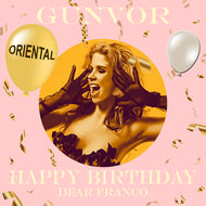 FRANCO - ORIENTAL Happy Birthday Video