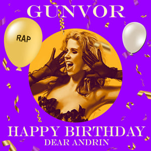 ANDRIN - RAP Happy Birthday Video