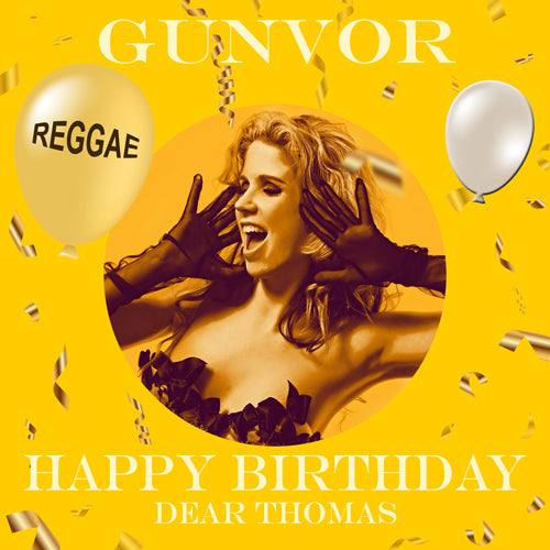 THOMAS - REGGAE Happy Birthday Video