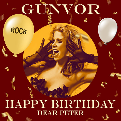 PETER - ROCK Happy Birthday Video