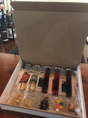 Wine Tasting & Food Pairing Box: May Flowers