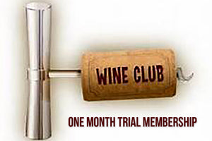 Urban Winery (U-Dub) Wine Club: One Month Trial Membership