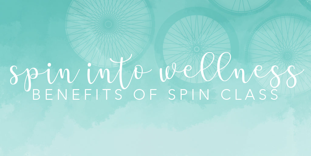 Spinning into Wellness by Leigh Griffin, CMO
