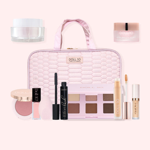 We Believe in Clean 10 Piece Skin Miracle Collection
