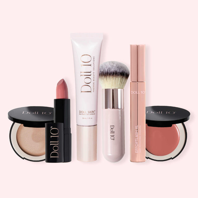 10 Minutes to a Flawless Face Collection