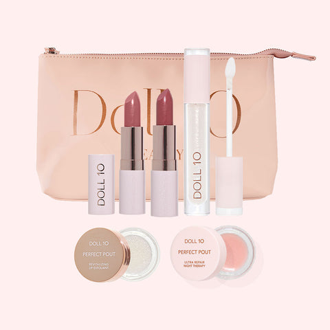 Color & Care 6-Piece Lip Collection