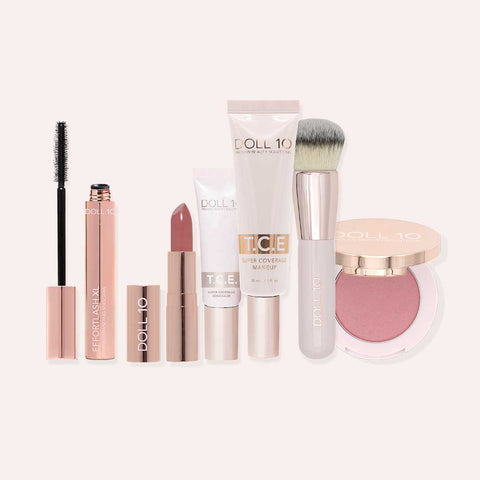 Flawless Face This Covers Everything 6-Piece Collection