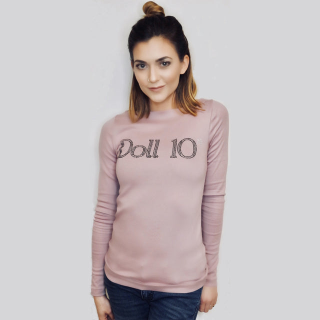 Doll 10 Blinged Out Long Sleeve
