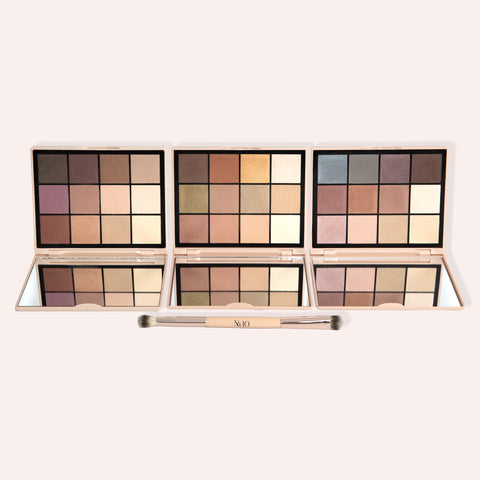 Eyeshadow Vault Collection